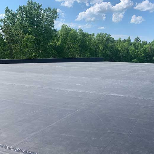 Lake Champlain Flat Roofing Company